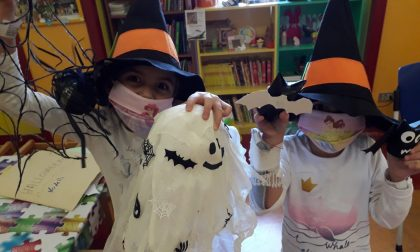 Brrrr…  che paura in Pediatria con una terrificante festa di Halloween