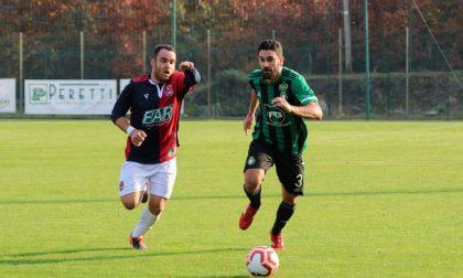 Serie D, Castellanzese sconfitta in extremis a Gozzano
