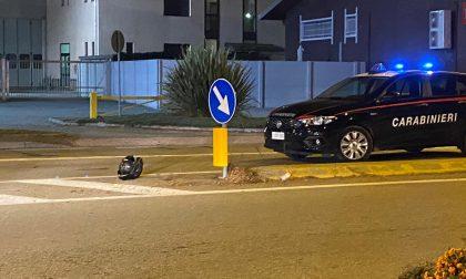 Tragedia tra Busto e Olgiate: deceduto un motociclista 55enne FOTO