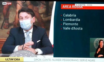 """Lombardia è zona rossa: vietato uscire di casa, torna il lockdown (ben poco """"light"""")"""