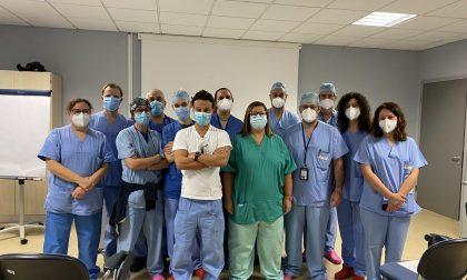Seconda ondata, 200 pazienti costretti a casco e CPAP al Circolo