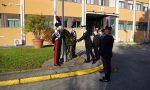 I carabinieri commemorano i caduti nell'adempimento del dovere