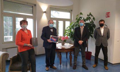 Hotspot Covid di Varese, arrivano ecografo e tablet donati da Fondazione Comunitaria del Varesotto