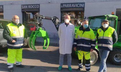 L'emergenza porta donazioni e aiuti a Fagnano