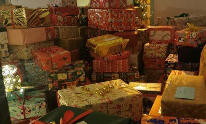 Natale di solidarietà con 360 scatole: fagnanesi generosi con chi ha più bisogno