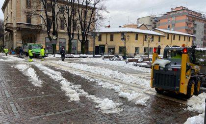 """Caos neve a Saronno, alla Lega le scuse di Airoldi non bastano: """"Sempre colpa degli altri"""""""