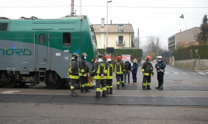 Anziana investita dal treno a Lomazzo: è fuori pericolo FOTO