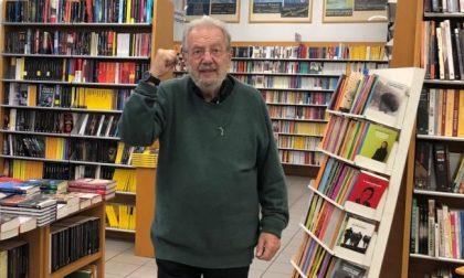 Addio a Peo Albini, il libraio della Nuova Terra di Legnano