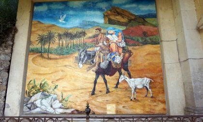 """Valorizzazione del Sacro Monte: si parte dalla """"Fuga in Egitto"""" del Guttuso"""