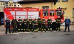 Più di un intervento al giorno per i Vigili del fuoco volontari di Tradate