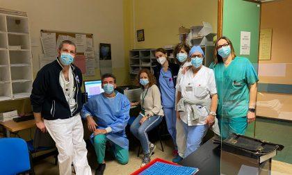 Da venerdì 600 vaccinazioni al giorno alla Sette Laghi: nessuno si tira indietro