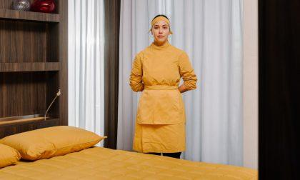Il tessuto che uccide il Covid: pronta la linea di abbigliamento per la ristorazione, hotellerie e wellness