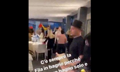 Festa di Capodanno sul Garda: disposta la chiusura del resort VIDEO