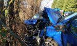 Incidente a Gorla sulla Sp19, tre auto coinvolte