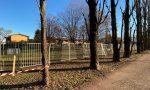 Parco di via Buraschi lavori fermi, ecco perché