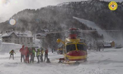 Sono due varesini le vittime della valanga sull'Alpe Devero di domenica