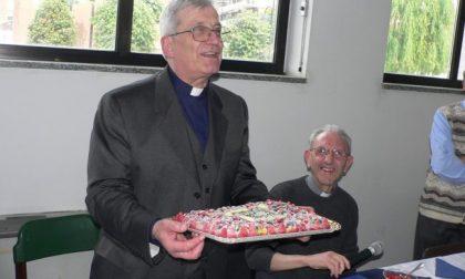 Addio a Don Tino Belotti: era stato coadiutore a Castiglione Olona per otto anni