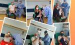 Somministrazioni finite all'Sos Uboldo: prima dose anti-Covid per tutti