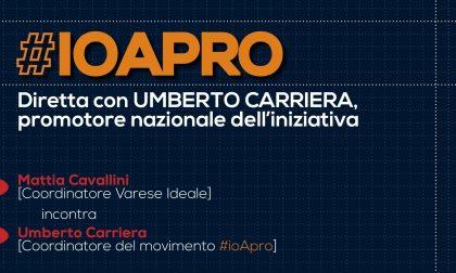 """Varese Ideale supporta """"Ioapro1501"""": """"Chiedono solo di poter lavorare"""""""