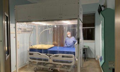 Nuova camera sterile all'Ospedale di Busto per gli autotrapianti di cellule staminali