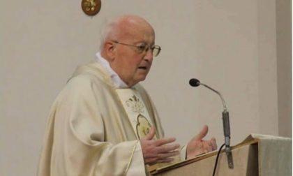 Addio a don Franco, per vent'anni parroco di Gorla