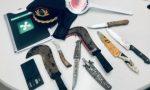 Trovate nuove armi dopo gli ultimi arresti nell'ex bosco della droga