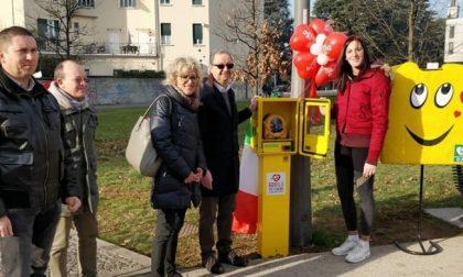 Defibrillatore rubato dal parco pubblico di Legnano