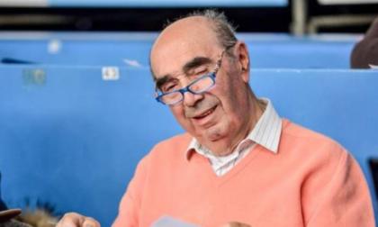 L'Italia del basket in lutto: addio a Gianni Corsolini