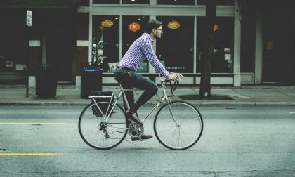 Saronno a portata di pedale: assegnate due bike-smile dalla Fiab