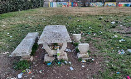 Atti vandalici al Centro sportivo di Marnate