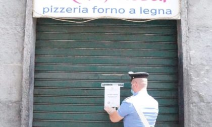 Norme anti-Covid: multe per 30mila euro a 4 negozianti di Cantù