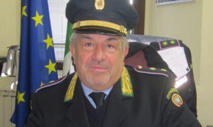 Polizia locale, il comandante va in pensione