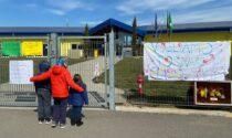 """""""La Dad non è scuola"""", una rivolta silenziosa a Carbonate"""
