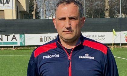 Cristian Brusati volto nuovo nello staff della Caronnese
