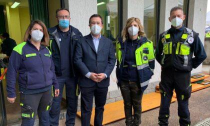 """Vaccinazioni di massa, Candiani (Lega): """"Modello Viggiù per sconfiggere il virus"""""""