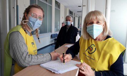 Sguardo nei centri vaccinali: l'esperienza della presidente del Ponte del Sorriso