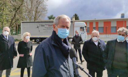 """Centri vaccinali, retromarcia su Muggiò, Bertolaso: """"Quel posto faceva schifo, meglio Villa Erba"""""""