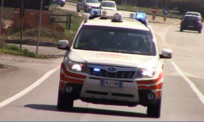 Incidente sul lavoro in ditta a Marnate: ferito un 50enne