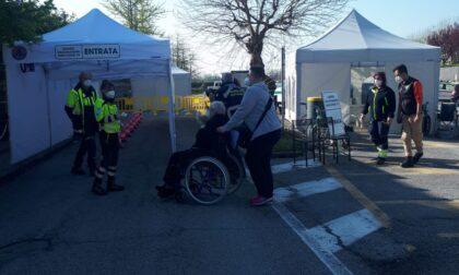 "Ieri oltre 2mila vaccini in Asst Lariana: ""Stress test superato"""