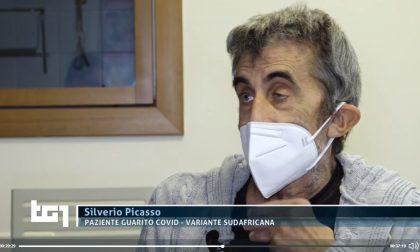 E' di Castiglione il primo caso trovato e guarito di variante sudafricana in Italia