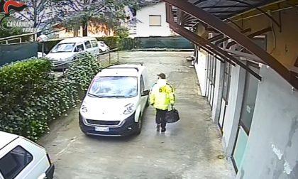 Finti corrieri rapinano nel Varesotto una Rsa e svaligiano la casa del parroco: traditi dalle telecamere