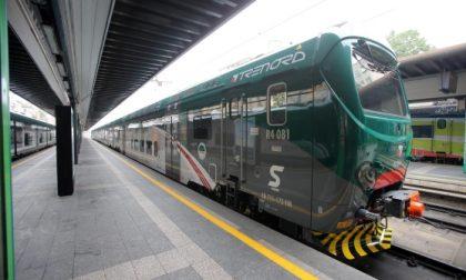 Donna scende dal treno: il figlio di tre anni rimane solo a bordo