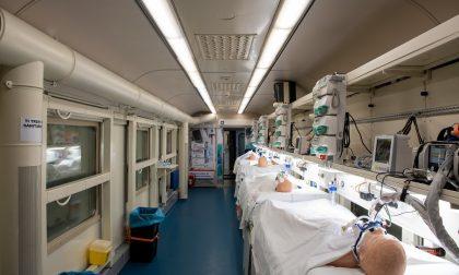 Parte dalla Lombardia il primo treno sanitario Covid, ma di cosa si tratta?
