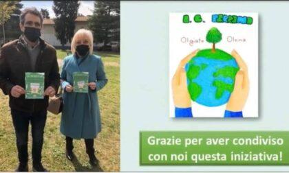 Green School: Amministrazione, studenti e insegnanti insieme per piantare i gelsi