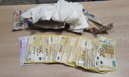 Valico Como-Brogeda, sequestrati 34mila euro ad un imprenditore