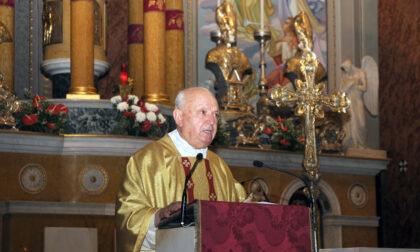 """L'ultimo saluto a don Angelo Sala: """"Grande maestro e impareggiabile religioso"""""""