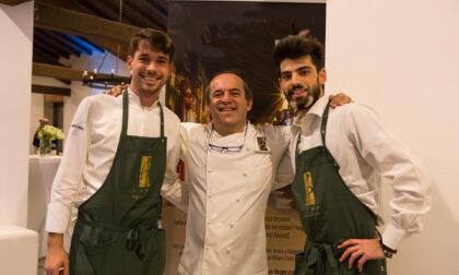 Col suo gelato, Buosi finisce nella guida delle migliori gelaterie d'Italia 2021
