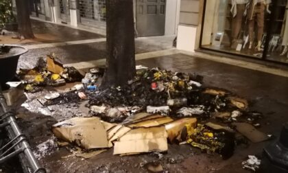 Preso il piromane dei rifiuti di Saronno: il giorno prima aveva tentato anche una rapina