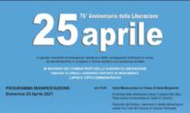 25 Aprile le celebrazioni a Caronno Pertusella