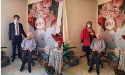 Livia Ciceri spegne 100 candeline, gli auguri della comunità